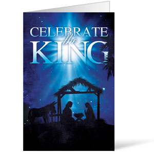 Celebrate the King - 8.5 x 11 Bulletins 8.5 x 11