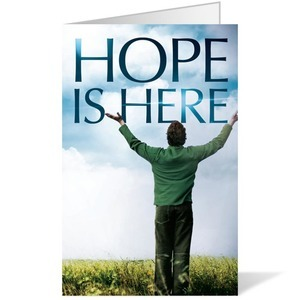 Hope Is Here Bulletins