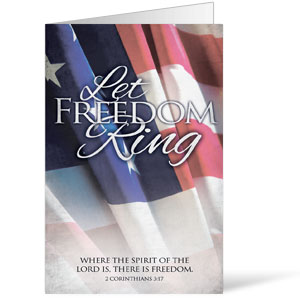 Let Freedom Ring Bulletins