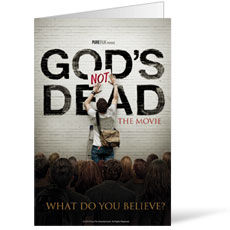 Gods Not Dead Bulletin