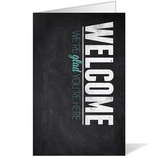 Slate Welcome Bulletin