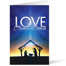 Love Came Down Bulletin