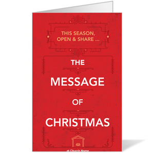 The Message of Christmas Bulletins