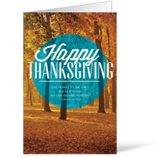 Thanksgiving Circle Bulletin