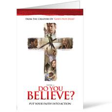 Do You Believe Bulletin