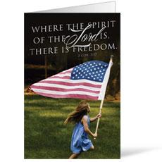 Freedom Flag Bulletin