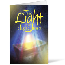 The Light of Christmas Bulletin