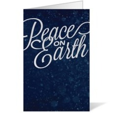 Peace On Earth Bulletin