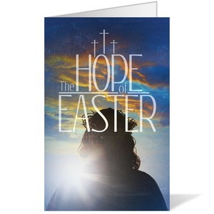Hope of Easter Bulletins 8.5 x 11