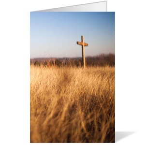 Cross and Wheat Field Bulletins