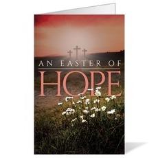 Easter Hope Daisy Bulletin