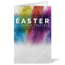 Easter Powder Paint Bulletin