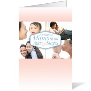 Stages of Motherhood 8.5 x 11 Bulletins 8.5 x 11