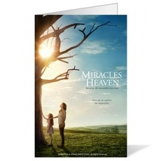 Miracles from Heaven Bulletin