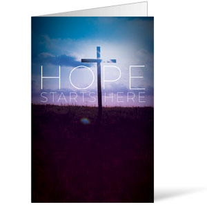 Hope Starts Here Bulletins