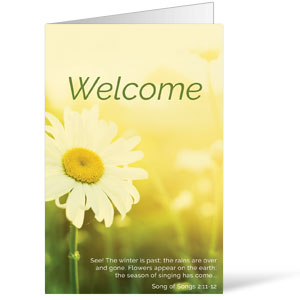 Welcome Season Summer Bulletins