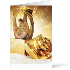 UMC Christmas Gold Bulletin