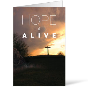 Hope Alive Cross Bulletins