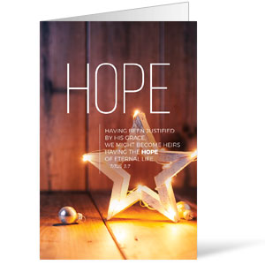 Lights of Advent Hope Bulletins 8.5 x 11