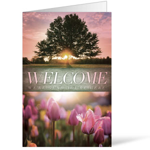 Beautiful Creation Spring Bulletins 8.5 x 11