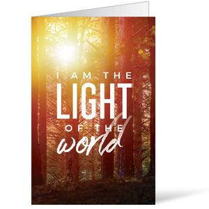 Light of the World Forest Bulletins 8.5 x 11