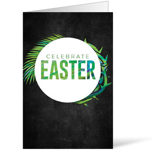 Easter Palm Crown Bulletins 8.5 x 11