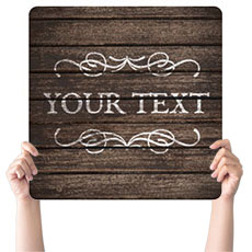 Rustic Charm Your Text