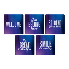 Aurora Lights Greeter Set