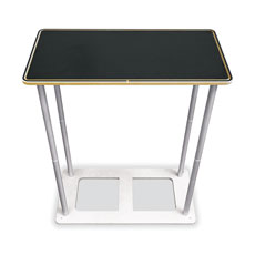 Portable Counter Large Rectangle