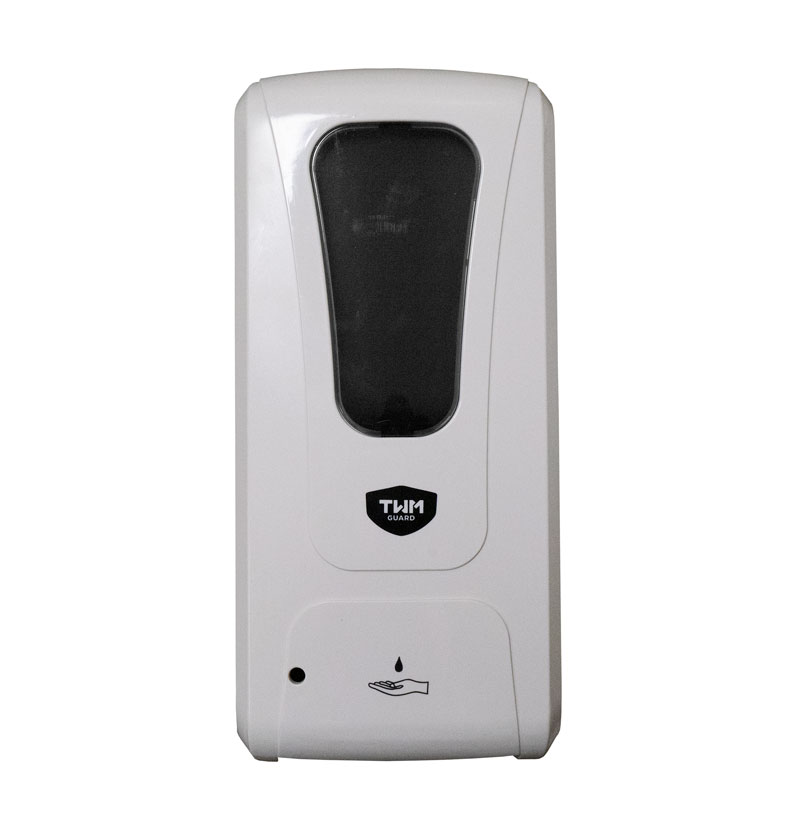 Safety Products, Safety, Touchless Wall Mount Hand Sanitizer and Soap Dispenser