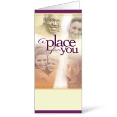 Place for You Brochures