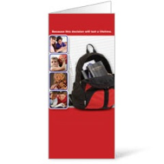 Backpack Brochure