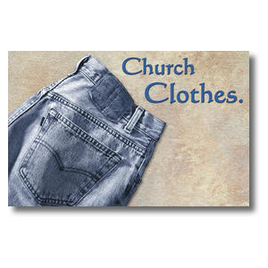 Church Clothes 4/4 ImpactCards