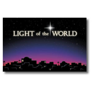 Light of the World Postcards