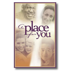 Place for You Postcards