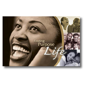 Finding Purpose -  AFA Postcards