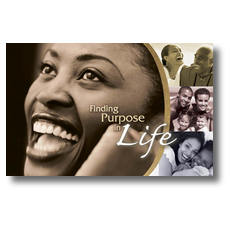 Finding Purpose -  AFA Postcard