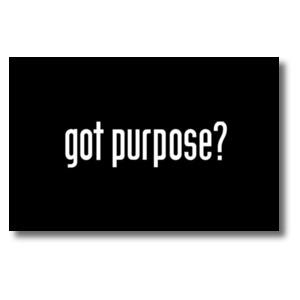 Got Purpose Postcards