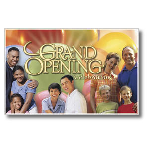 Grand Opening Postcards