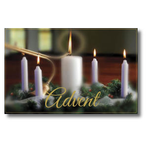 Advent Church Postcards