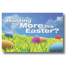 Easter Hunt Postcard