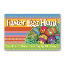 Egg Hunt Postcard