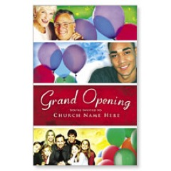 Grand Opening 2 Postcard