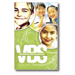 Green VBS Postcards