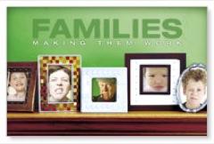 Family Mantel Postcard