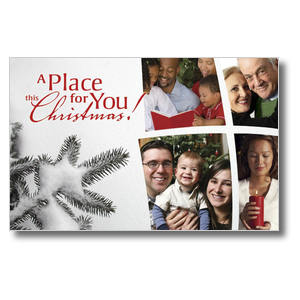 Place for Christmas Postcards