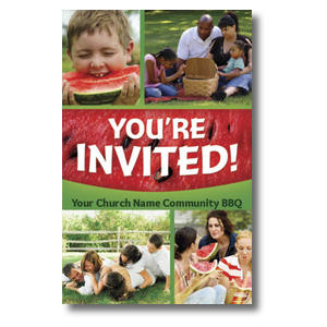 Watermelon Church Postcards