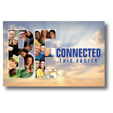 Be Connected Postcard