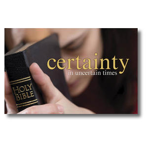 Certainty 4/4 ImpactCards