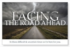 The Road Ahead Postcards